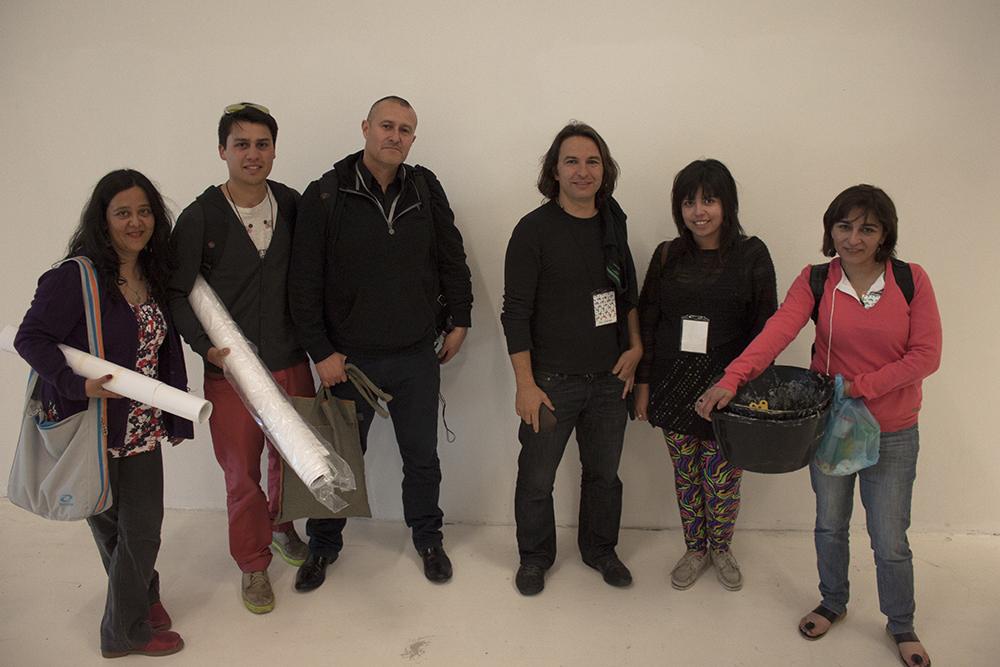 brigada fotomaule con Juan Valbuena