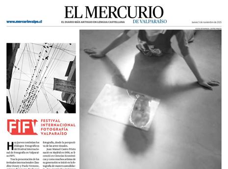 El Mercurio de Valparaíso. 05/nov.