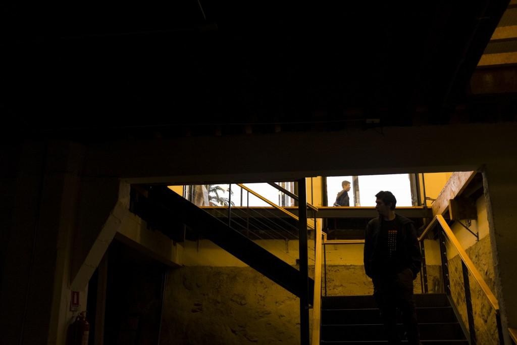 DJ BOOK con Mauricio y Emiliano Valenzuela (Chile). Fotos de Patricio Miranda.