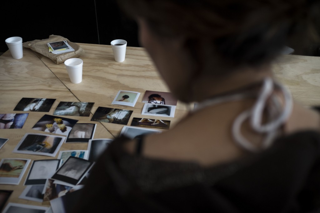 Workshops realizados en PCdV. Fotos de Patricio Miranda.