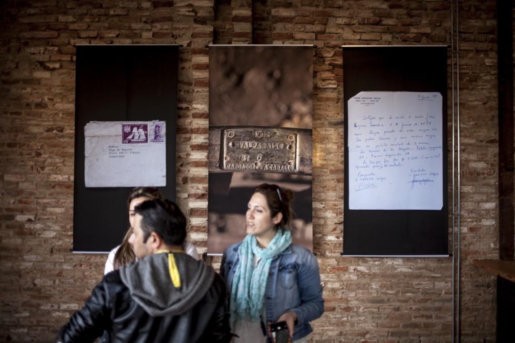 """Previa a los Diálogos Fotográficos en """"El Internado"""" Fotos de Javier Álvarez."""