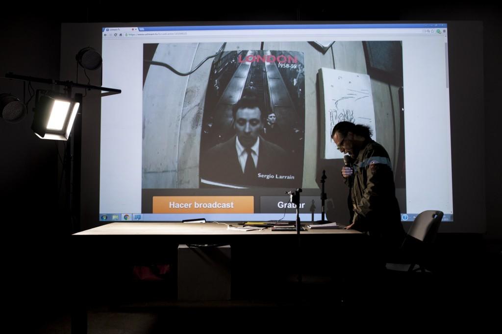 Jornada del FIFV en Dinamarca 399. DJ BOOK con Mauricio Toro Goya. Fotos de Patricio Miranda / Javier Alvarez