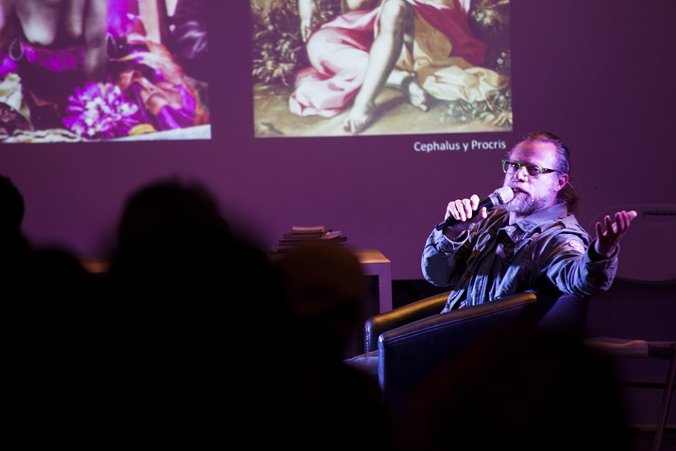 """Jornada del FIFV en Dinamarca 399. Lanzamiento Libro """"MILAGREROS"""" de Mauricio Toro Goya. Fotos de Patricio Miranda."""