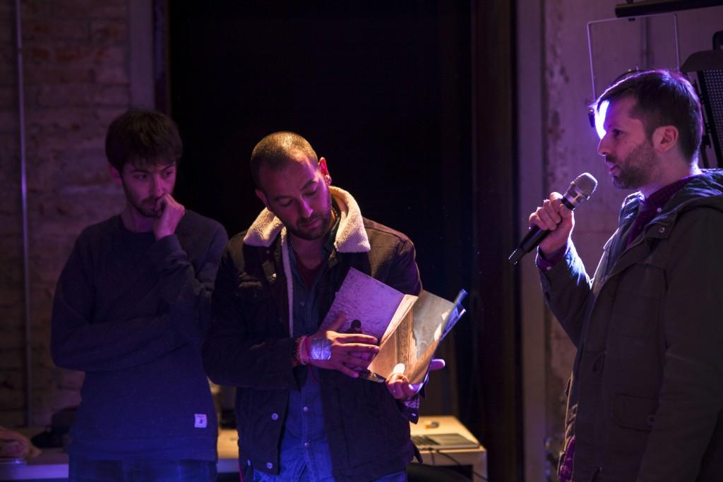 Jornada del FIFV en Dinamarca 399. Presentación Libro ESTADA. Fotos de Patricio MIranda.