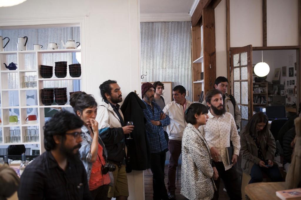Inauguración Biblioteca Fotográfica del FIFV. Fotos de Patricio Miranda.