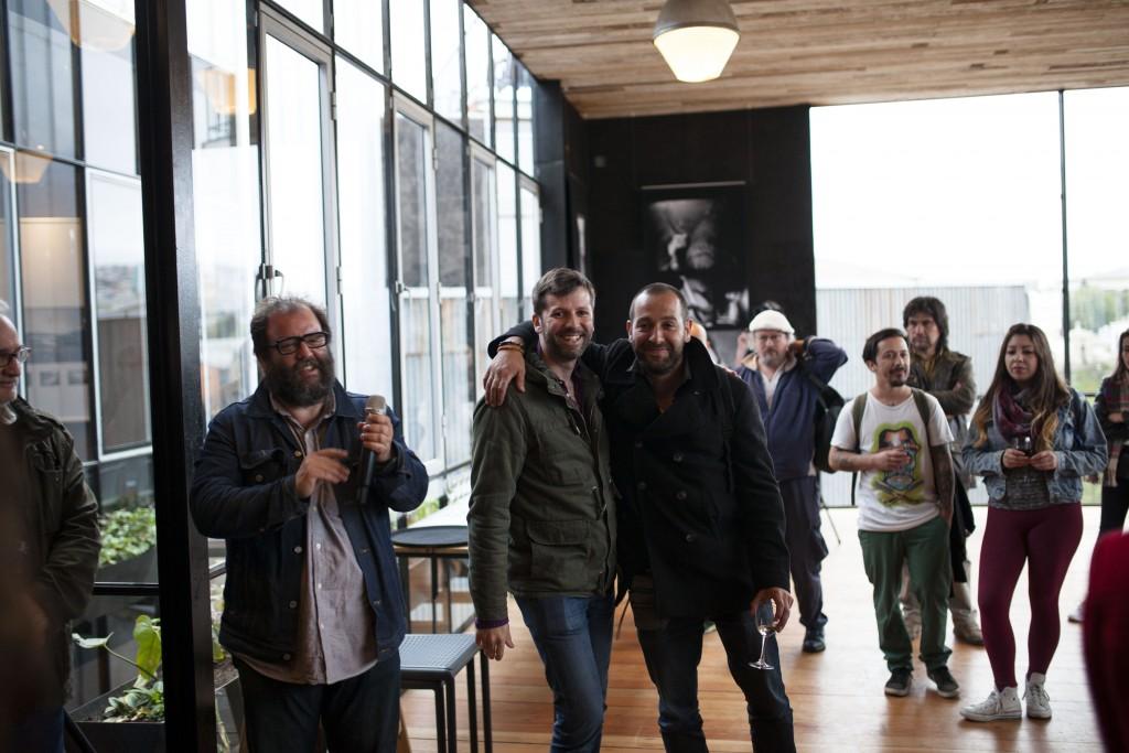 Lanzamiento de la Revista FIFV 2015. Fotos de Patricio Miranda.
