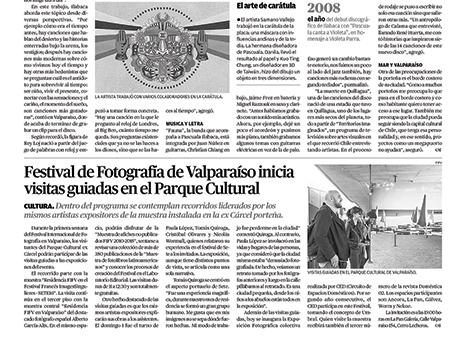 El Mercurio de Valparaíso. 02/nov.
