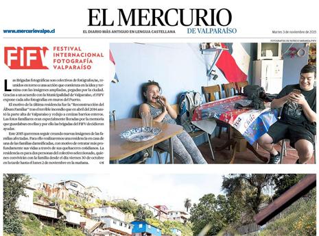 El Mercurio de Valparaíso. 03/nov.